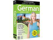 TOPICS Entertainment Instant Immersion German Family Edition