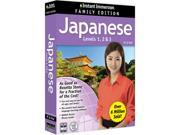 TOPICS Entertainment Instant Immersion Japanese Family Edition