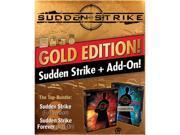 Sudden Strike Gold [Online Game Code] N82E16832246115