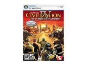 Image of Civilization IV: Beyond the Sword PC Game
