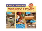 Punch! Software Home & Landscape Weekend Project Jewel Case