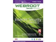 Webroot SecureAnywhere Complete 10 Device 1 Year- Download