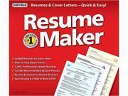 Individual Software ResumeMaker 2  (Jewel Case Edition)