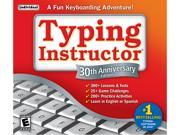 Individual Software Typing Instructor 30th Anniversary Edition (Jewel Case Edition)
