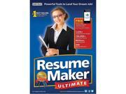 Individual Software Resumemaker Ultimate 6