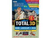 Individual Software Total 3D Home Landscape Deck Premium Suite Download