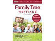 Individual Software Family Tree Heritage Platinum 9 Download