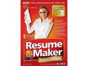 Individual Software ResumeMaker Professional Deluxe 18 - Download