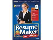 Individual Software ResumeMaker Ultimate 6 Download