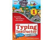 Individual Software Typing Instructor for Kids Platinum Windows Download
