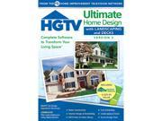 Avanquest  HGTV Ultimate Home Design with Landscaping & Decks 3.0