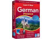 Avanquest Learn It Now German Premier