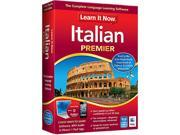 Avanquest Learn It Now Italian Premier