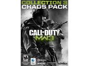 Call of Duty: Modern Warfare 3 Collection 3: Chaos Pack for Mac [Online Game Code]