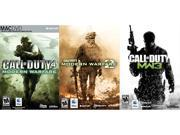 Call of Duty: Modern Warfare Power Pack (1 + 2 + 3) for Mac [Online Game Codes]