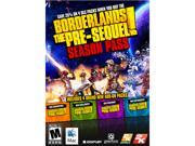 Borderlands: The Pre-Sequel Season Pass (Mac & Linux) [Online Game Code]