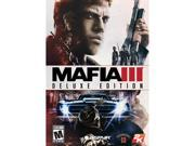 Mafia III Digital Deluxe Edition (MAC) [Online Game Code] N82E16832351142