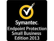 Symantec Endpoint Protection Small Business Edition - Level D (100-249) 1 Year Subscription
