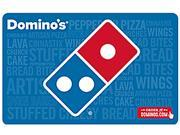 Domino's Pizza $50 Gift Card (Email Delivery)
