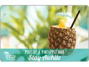 Bahama Breeze 100.00 Gift Card Email Delivery