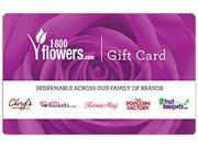 1-800-FLOWERS $25 Giftcard (Email Delivery)
