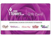 1-800-FLOWERS $50 Giftcard (Email Delivery)