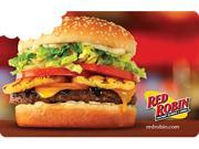 Red Robin $10 Gift Card (Email Delivery)