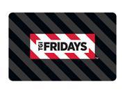 TGI Friday s 100 Gift Card Email Delivery