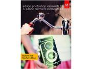 Adobe Photoshop & Premiere Elements 12 Bundle for Windows & Mac - Student & Teacher - Download