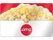 Image of AMC Theatre Gift Card $100 Gift Card (Email Delivery)