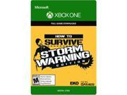 Image of How To Survive: Storm Warning Edition XBOX One [Digital Code]