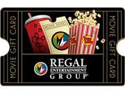 Regal $100 Gift Card (Email Delivery)