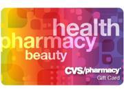 CVS $10 Gift Card (Email Delivery)