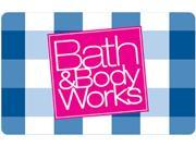 Bath & Body Works $25 Gift Card (Email Delivery)