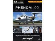 Embraer Phenom 100 - Flight Simulator Expansion Pack PC Game