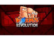 Worms Revolution [Online Game Code] N82E16832751050