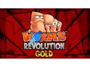 Worms Revolution Gold [Online Game Code] N82E16832751051
