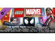 LEGO Marvel Super Heroes: Super Pack DLC [Online Game Code]