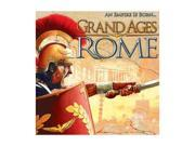 Grand Ages Rome Jewel Case PC Game
