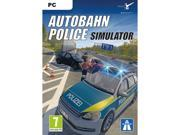 Image of Autobahn Police Simulator [Online Game Code]