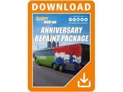 Image of Fernbus Simulator - Anniversary Repaint Package [Online Game Code]