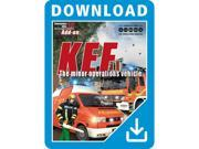 Image of Emergency Call 112 Add-on KEF - The minor operations vehicle [Online Game Code]