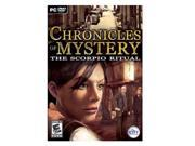 Chronicles of Mystery: Scorpio Ritual PC Game