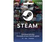Click here for Steam Wallet Card $100 for PC Mac Linux (Physical... prices