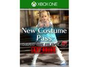Dead or Alive 5 Last Round New Costume Pass 1