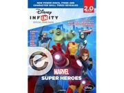 Disney Infinity Marvel Super Heroes Strategy Guide [Digital e-Guide]