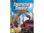 Construction Simulator: Deluxe Edition [Online Game Code] N82E16832983032