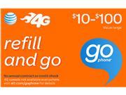 AT&T Prepaid Wireless $25 Refill Card (Email Delivery)