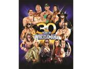 30 Years of WrestleMania Official Game Guide