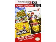 Nintendo 3DS Game Guide Collection